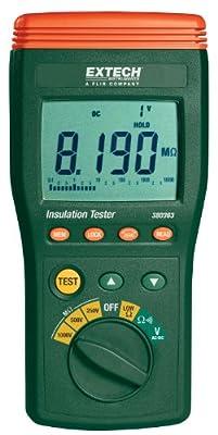 Extech 380363 Digital High Voltage Insulation Tester