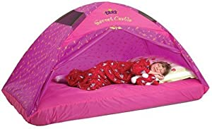 Pacific Play Tents Secret Castle Twin Bed Tent by Pacific Play Tents