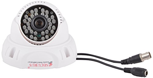 SECURUS (SS1500DE) IR Dome camera