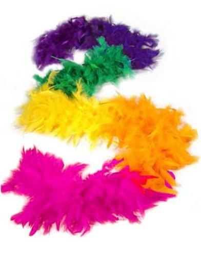 Feather Boa/Rainbow