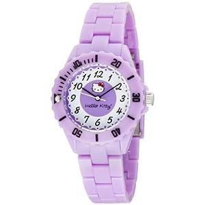 Hello Kitty H3WL1004PR 儿童紫色手表