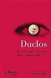 Les confessions du Comte *** et histoire de madame de Luz