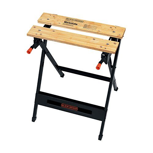 Black & Decker WM125 Workmate 125 350-Pound Capacity Portable Work Bench (Black And Decker Work Table compare prices)