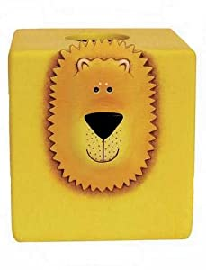 Wild Animals Tissue Box Cover