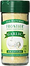Frontier Culinary Spices Garlic Granules 27-Ounce Bottle