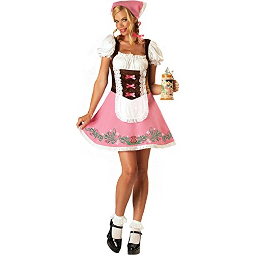 Fetching Fraulein Beer Girl Adult Costume