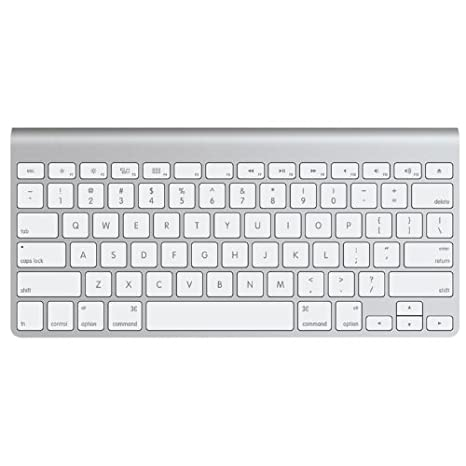 Clavier d'ordinateur APPLE MC184 BLANC