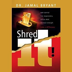 Shred it! The Series Speech