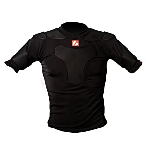 Click here to buy barnett Rugby Shoulder Pad Pro RSP-PRO 5 by barnett Sports USA.