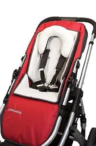 UPPAbaby Infant Snugseat Insert, Cream/Grey