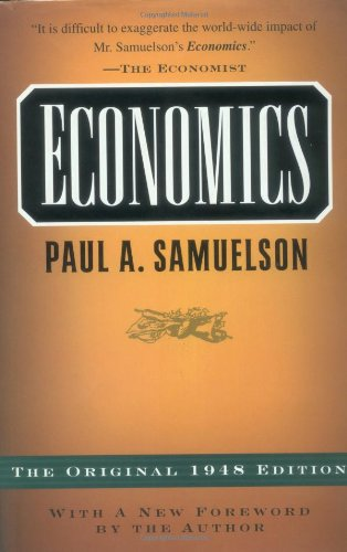 Economics: The Original 1948 Edition