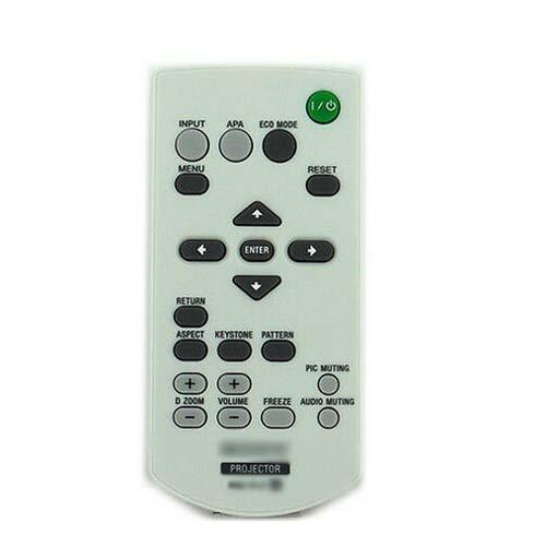 Universal Remote Control Fit For Sony Vpl-Ew245 Vpl-Ew225 Vpl-Bw120S Vpl-Fe100E Pl-Fx37 Vpl-Fh36 3Lcd Projector