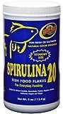 Zoo Med Aquatrol Spirulina 20 Flake 4oz