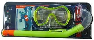 Salvas Haiti - Juego de gafas y tubo de snorkel
