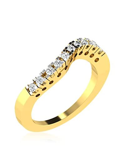Friendly Diamonds Anillo FDR1934Y Oro Amarillo