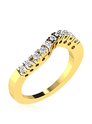 Friendly Diamonds Anillo FDR1934Y (Oro Amarillo)