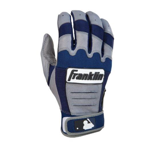 Franklin Sports CFX Pro Adult Series Batting Glove (Blue Batting Gloves compare prices)