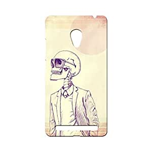 BLUEDIO Designer Printed Back case cover for Asus Zenfone 6 - G0383