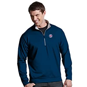 MLB Minnesota Twins Mens Leader Pullover by Antigua