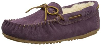 EMU AUSTRALIA Womens Amity Slippers W10555 Purple 3 UK, 42 EU, 5 US