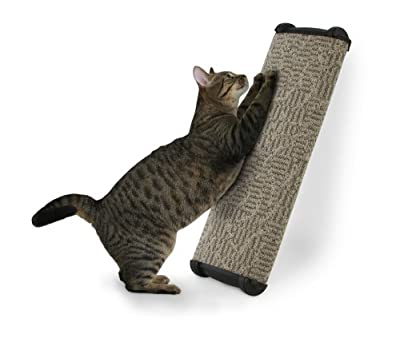 "Lean-it Scratching Post Wide 26"" by Omega Paw"
