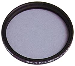 Tiffen 58BPM3 58mm Black Pro-Mist 3 Filter