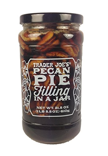 Trader Joes Pecan Pie Filling in a Jar (Pecan Pie In A Jar compare prices)