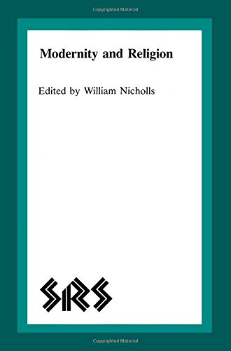 Modernity And Religion (Sr Supplements)