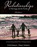 img - for Relationships in Marriage and the Family book / textbook / text book