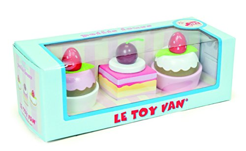 Le toy van honeybake collection petits fours toys games for Toy van cuisine