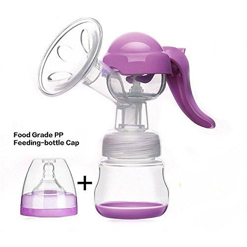 150ml-BPA-frei-Silikon-Handmilchpumpe-Leistungsstarke-Milch-Nippel-Saugen-Postpartum-Mtter-Stillen-Baby-Nippel-Pumpe