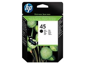 HP 45 (51645A) Black Original Ink Cartridge