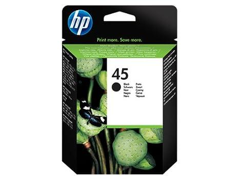 HP 45 Cartouche d'encre d'origine Noir