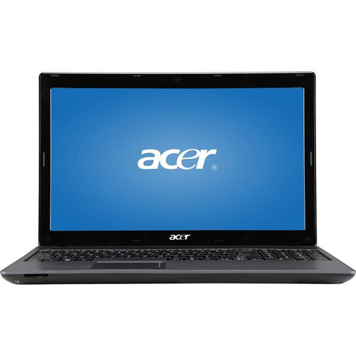 Acer Aspire AS5733Z-4816 Laptop Computer, Pentium� Dual-Insides P6200, 4GB DDR3 RAM, 320GB HDD, WebCam, Wi-Fi, 15.6 LED Magnificence, Win7-Mesh Grey