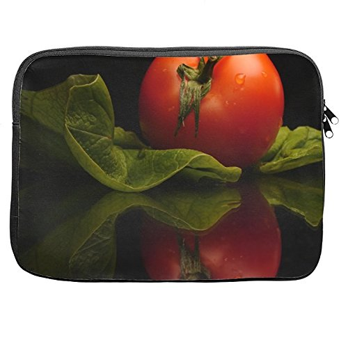 Lycopene Nutrition Tomato 14 Inch Zipper Pouch For Tablets And Laptops