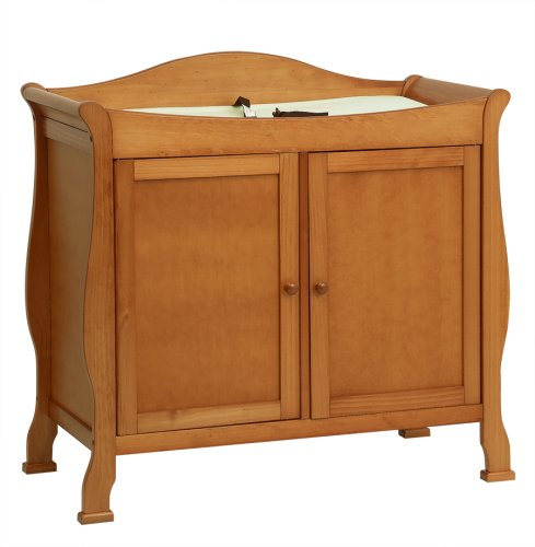 DaVinci Parker 2-Door Changer in Oak