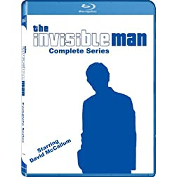 The Invisible Man: Complete Series [Blu-ray]
