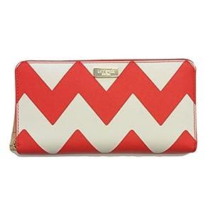 Kate Spade Neda South of the Border Maraschino Clutch Wallet WLRU1783
