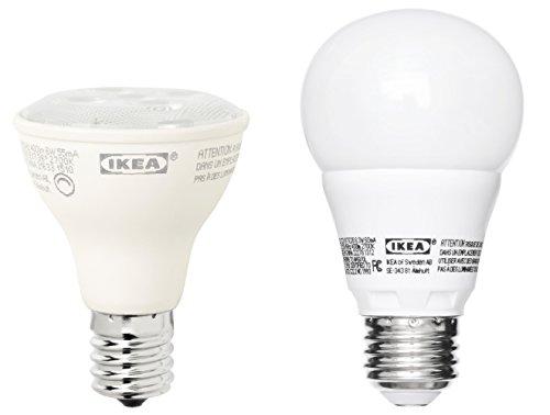 Ikea E17 E26 Not Lamp Led Bulbs