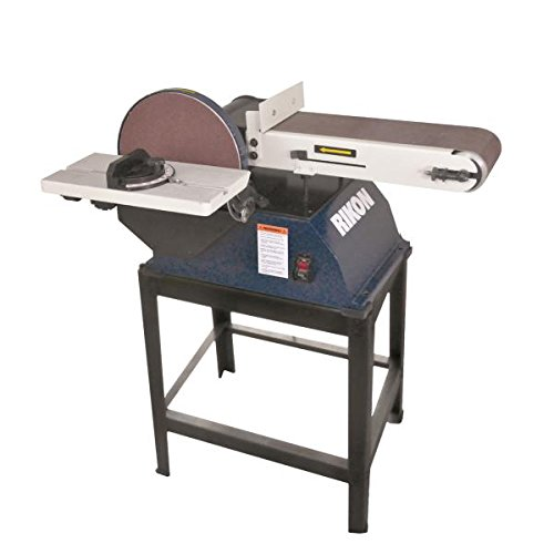 RIKON-Power-Tools-50-122-6-x-48-Belt-10-Disc-Sander
