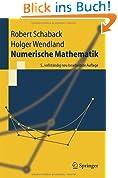 Numerische Mathematik (Springer-Lehrbuch)