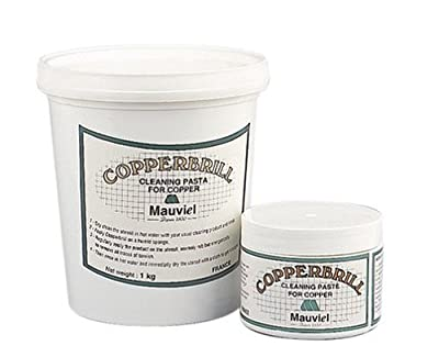 Mauviel Copperbrill Copper Cleaner, 1 Liter