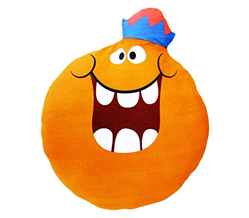 Jolly Olly Orange Pillow Doll