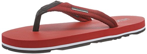 HUGO Nomman 10173545 01, Herren Zehentrenner, Rot (medium red 610), 43/44 EU thumbnail