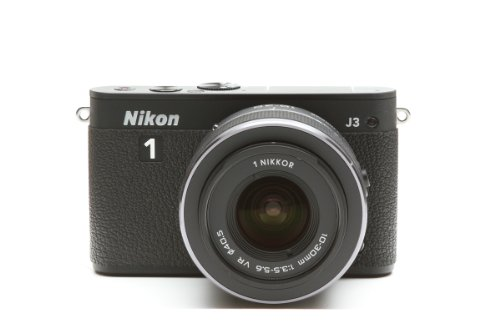Japan Hobby Tool Nikon1 J3 張り革キット Nikonタイプ ブラック 4308 J3-4308