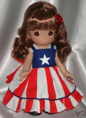 Precious Moments Doll Puerto Rico Doll Milagros Picture