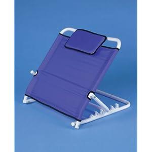 disability aid adjustable back rest bed support new ebay With adjustable back support for bed