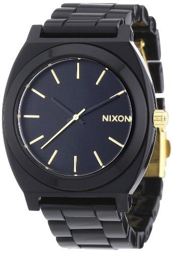 nixon-a3271031-00-montre-femme-quartz-analogique-bracelet-plastique-noir