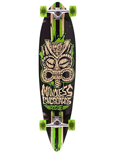 Mindless TRIBAL ROGUE II Longboard 2015 black/green