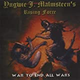 War to End All Wars by YNGWIE MALMSTEEN (2013-09-03)